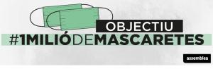 Campanya #1miliodemascaretes